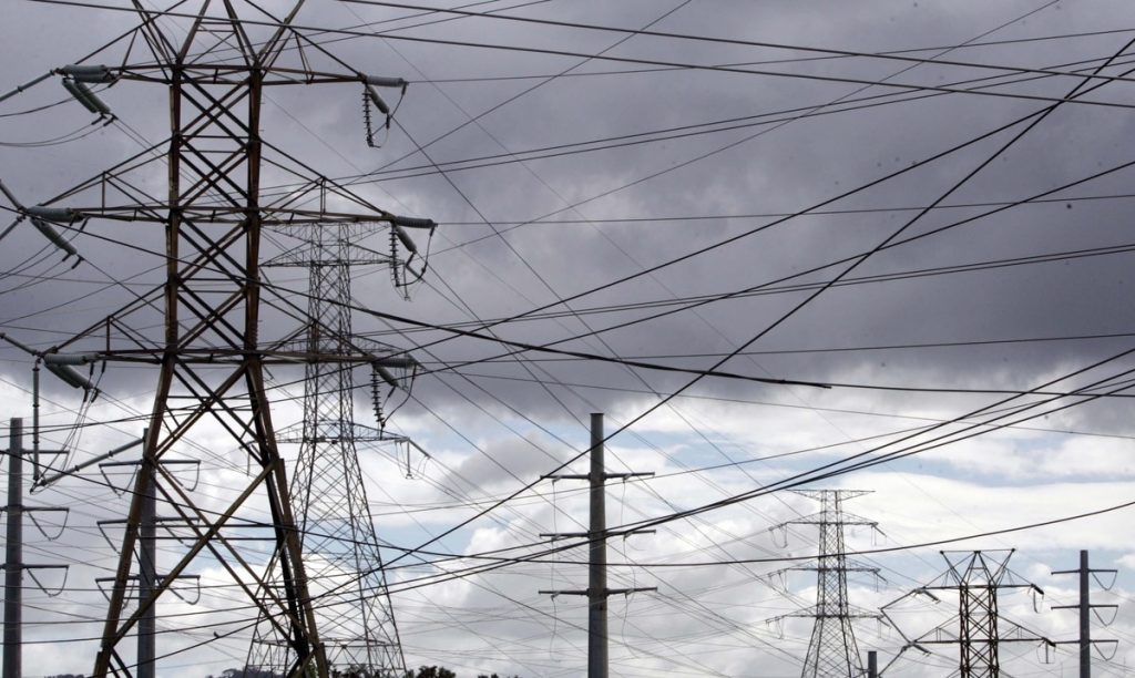Reporting power outages in several municipalities