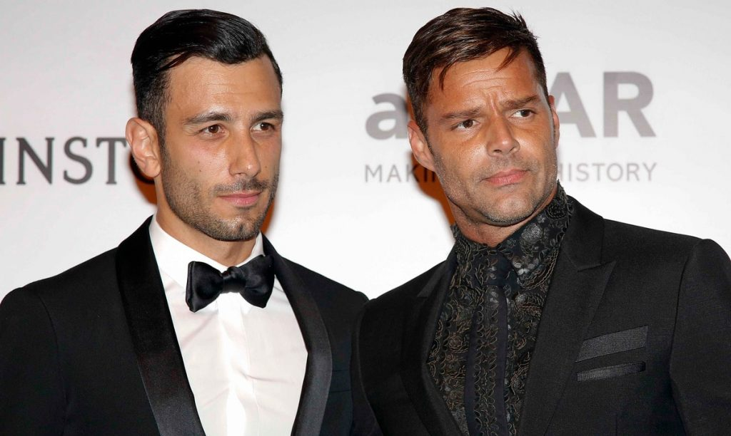 Ricky Martin sends a powerful message to those who stop following him on social media