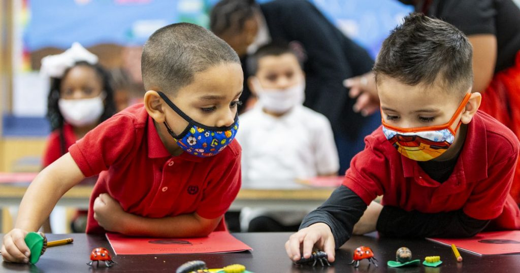 Science lab may be key to motivating children a year after the pandemic