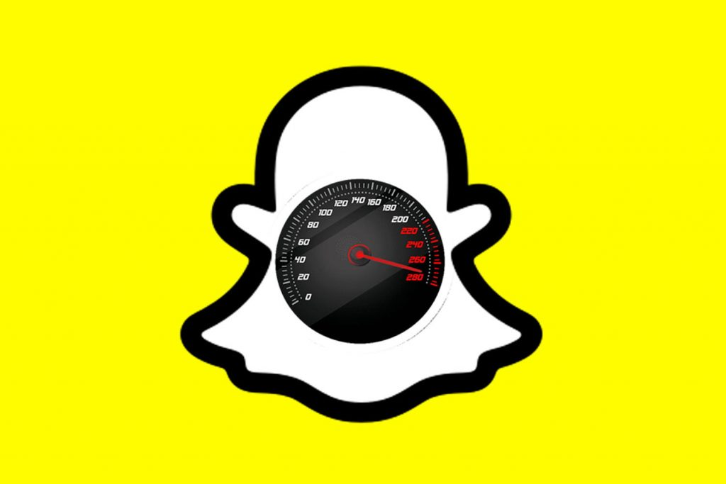 Snapchat removes speed filter after several lawsuits