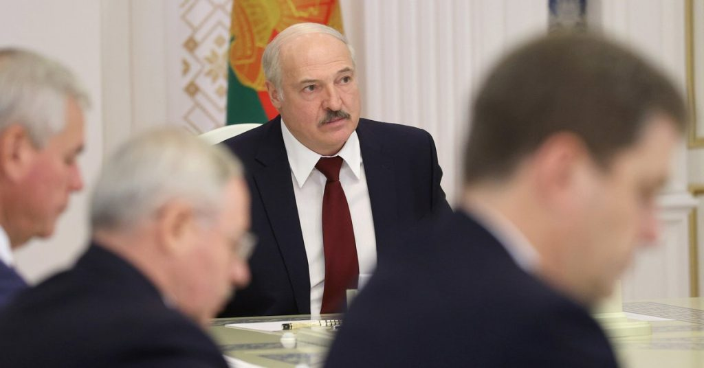 Tensions escalate between Belarus and the European Union: Lukashenko suspends his participation in the Eastern Partnership of the European bloc