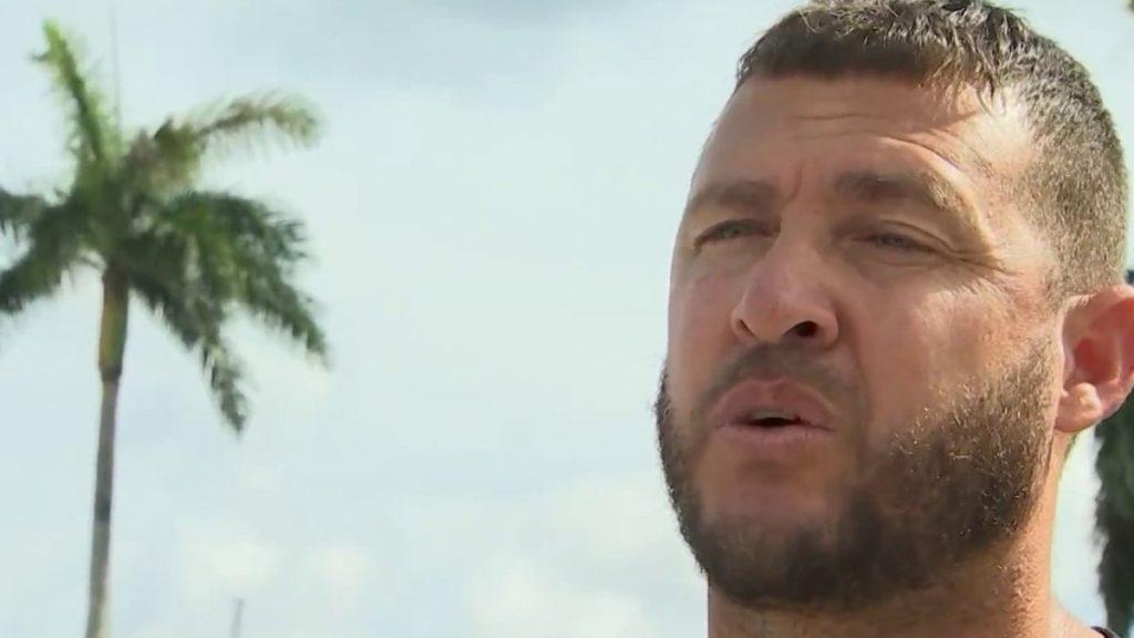 The Cuban bowler explains his reasons for deciding to stay in Miami - Telemundo Miami (51)