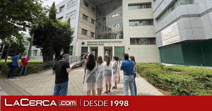The Faculty of Chemical Science and Technology at UCLM presents its academic offer on some open days and face to face - University News