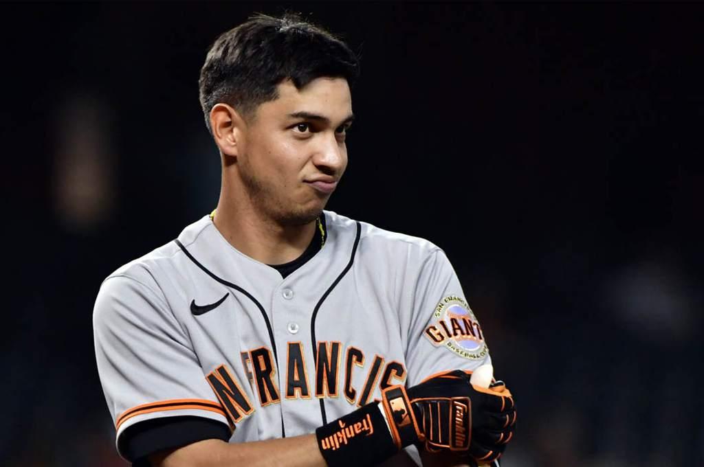 The San Francisco Giants send Honduras Mauricio Dupont to the minor leagues and explain why - Diez
