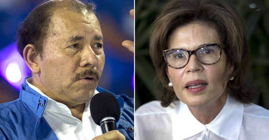 The United States is preparing sanctions against the Daniel Ortega regime after arresting and disqualifying opposition Christiana Zamoro.