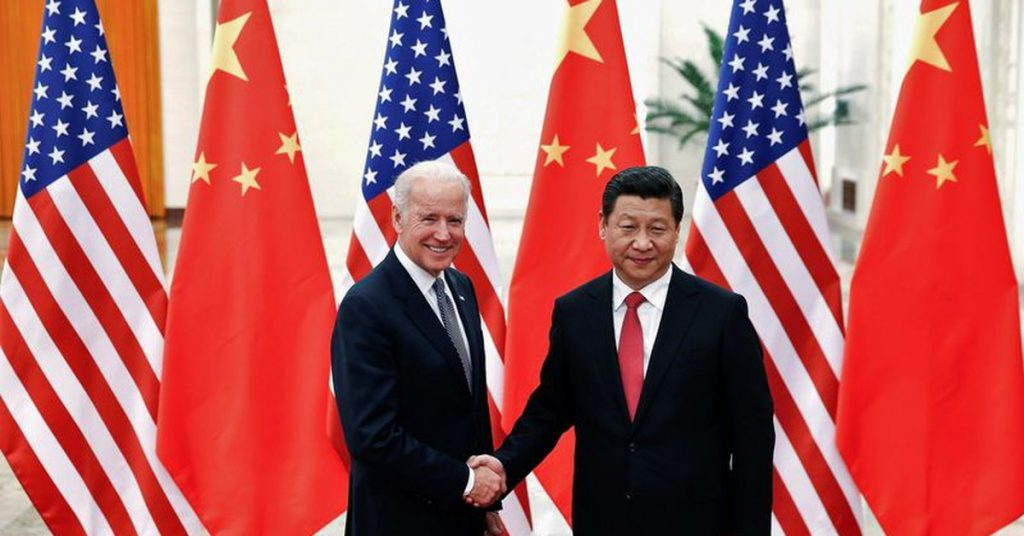 The White House is preparing a new dialogue between Joe Biden and Chinese President Xi Jinping