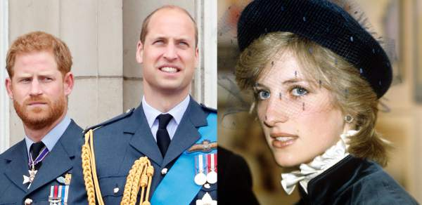 The intimate promise made by William and Harry to their mother, Princess Diana