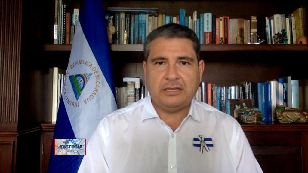 They arrest presidential candidate Juan Sebastian Zamoro in Nicaragua