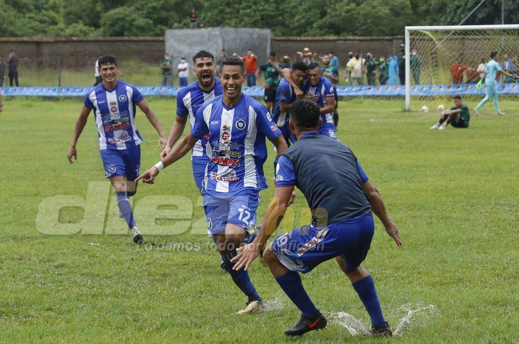 Victory with the taste of ascension  Victoria defeats Atletico Benares in the first leg of the final - Diez