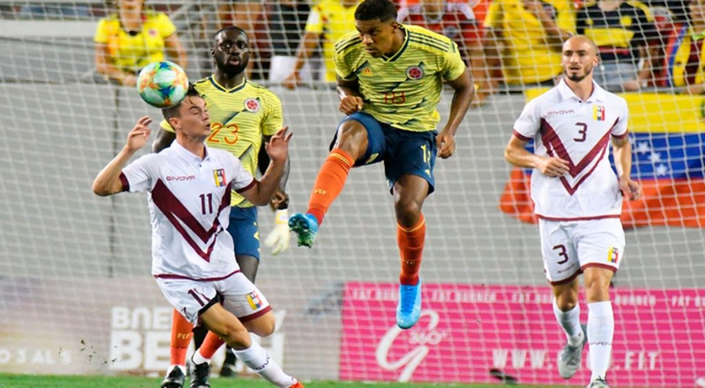 When will Venezuela vs Colombia match live broadcast Copa America 2021: channel schedule and where to watch the full match