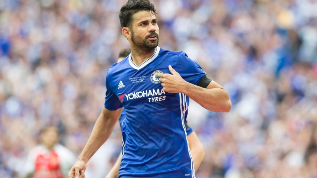 Wolverhampton seeks to compete with Raul Jimenez in Diego Costa