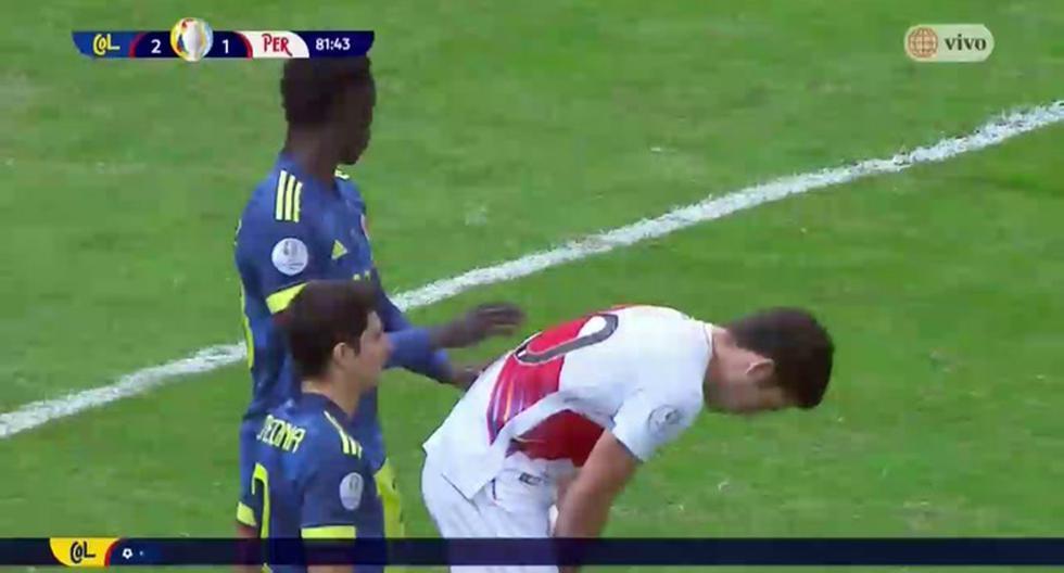 Lapadula Peru vs.  Colombia Live Streaming: Lapadula 2-2 Copa America 2021 Header    Video    NCZD    Total Sports