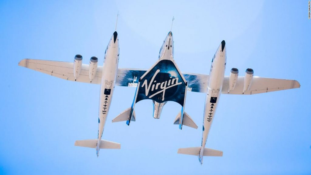 Here's what you need to know about Richard Branson's journey into space
