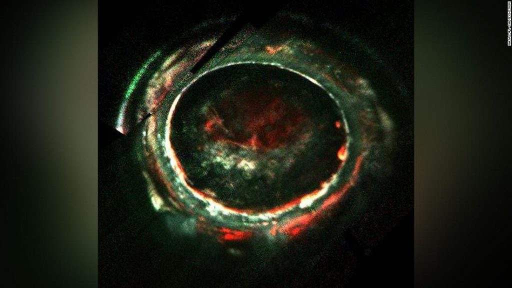 Scientists solve the mystery of the northern lights of Jupiter