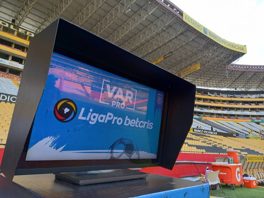 Barcelona demands repair of damages caused by 'defective VAR service' at Clasico del Astelero |  National Championship |  Sports