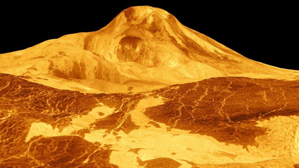Científicos sugieren que 'los rastros de vida' en Venus podrían deberse a erupciones volcánicas