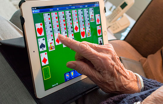 Aging area major digital technologies