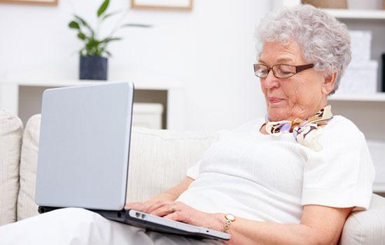 elderly aging area technology