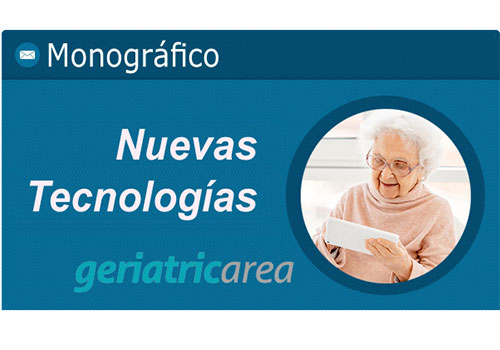 New technologies to improve the health and well-being of the elderly