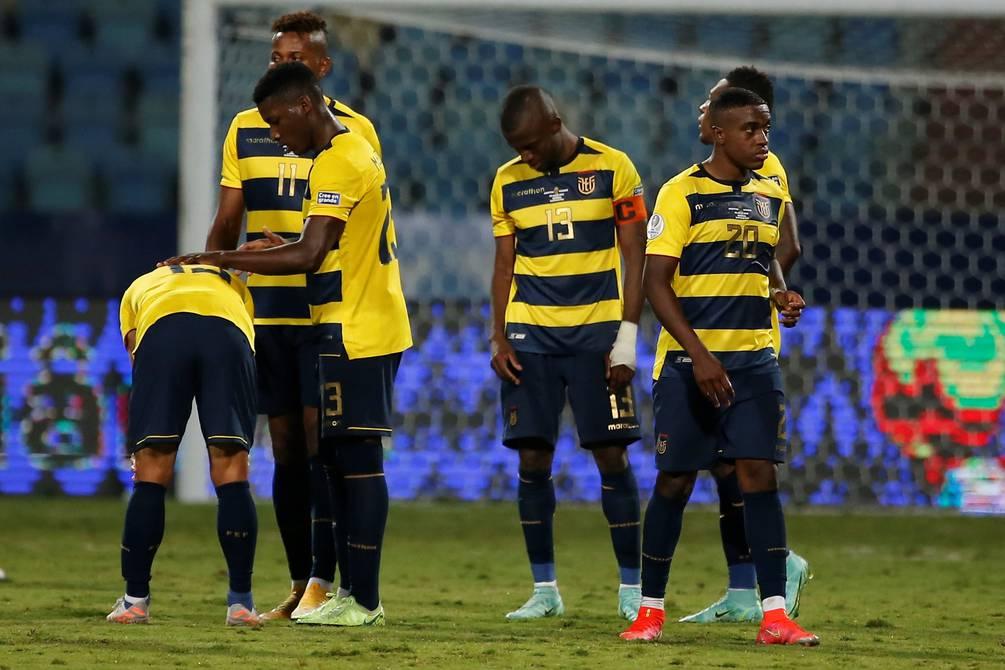 "A ""spherical setback"" showed the Ecuadorean team in the Copa America, international telegram comments |  football |  Sports"