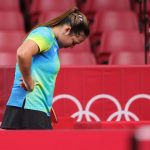 """Adriana Diaz after the defeat: """"It was not the result I expected today"""" 