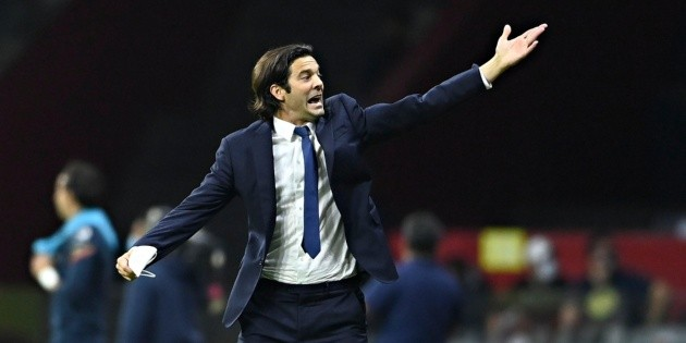 America: The player Santiago Solari will not feel comfortable with