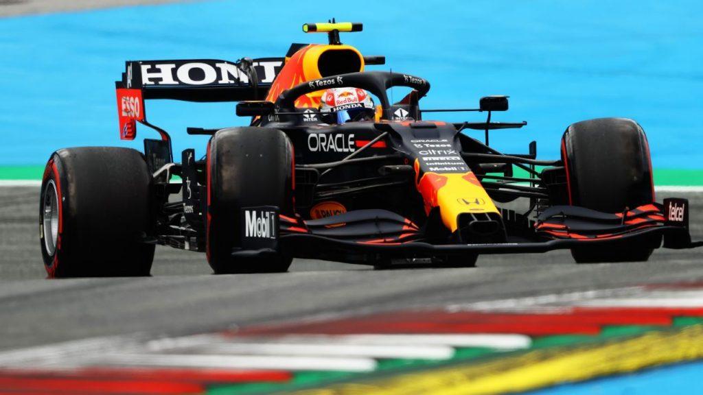 Checo Pérez will start third in Austria;  Beat both Mercedes