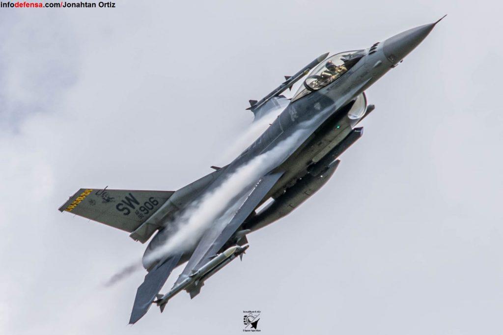 Colombia and the United States begin international air exercises Lightning VI الجوية
