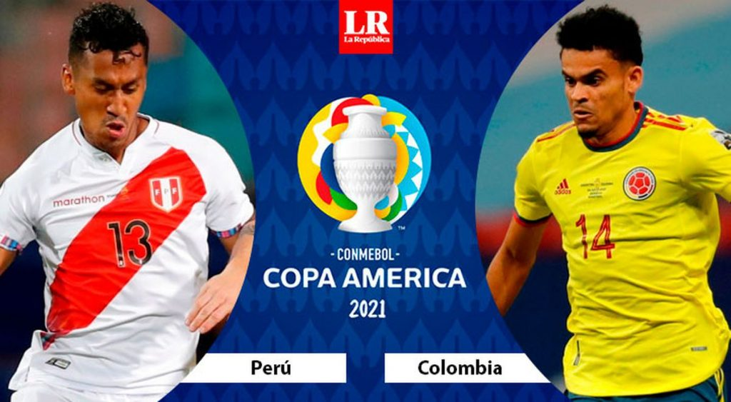 DirecTV Sports LIVE: Watch Peru vs Colombia match online free online Cast Copa América 2021 DirecTV Play Sports anytime you play on any channel and where to watch the match for third place