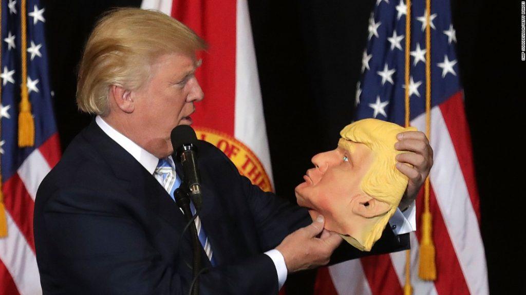 Donald Trump misrepresents his misinformation strategy (analysis)