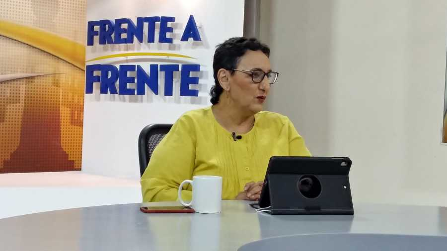 """Former MP Lorena Peña says: """"The MPs who interrogated me amounted to torture."""""""