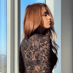 Holy mother!  Yanet Garcia brings her peaches to the front