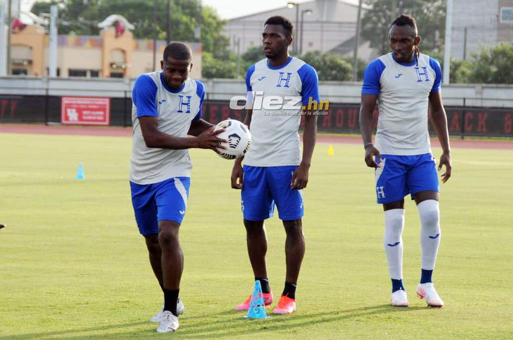 Honduras team accelerates its engines to face Panama;  Marcelo Pereira remains in doubt - ten