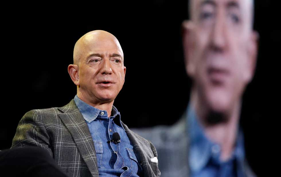 Is Bezos the richest man in history?