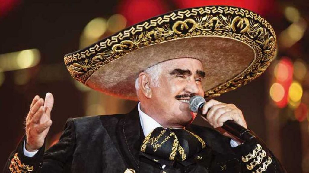 Latest news on the exact health condition of Vicente Fernandez