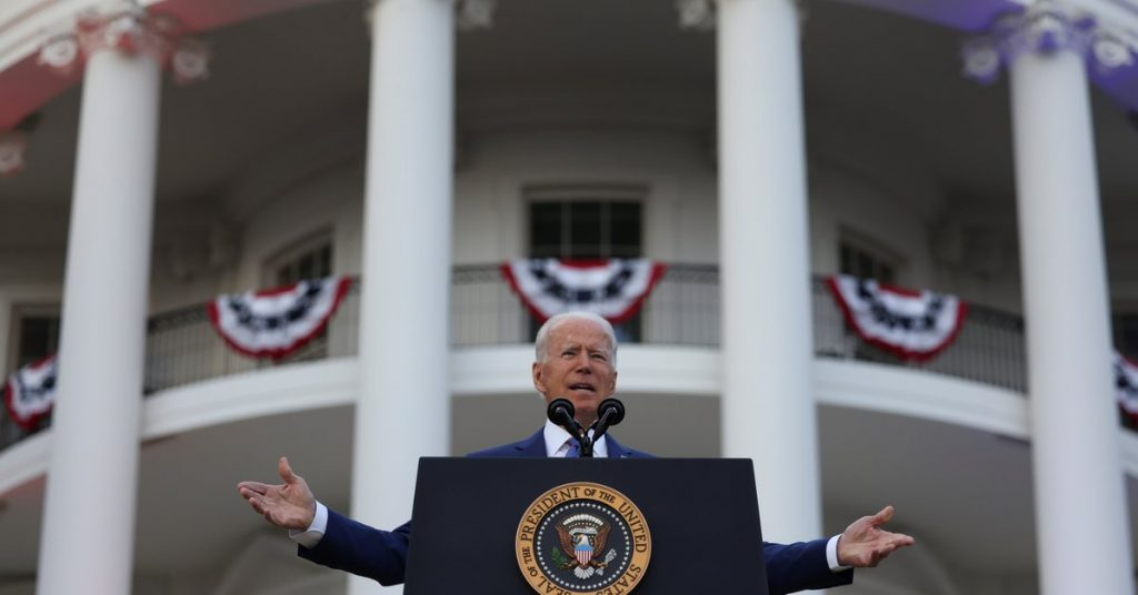 """Letter to Biden Guide on the anniversary of Venezuela's independence: """"We are fighting for a peaceful transition of power"""""""