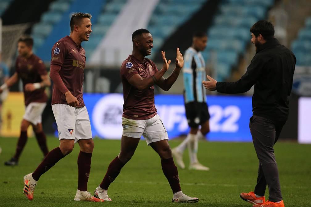 Liga de Quito to the Copa America quarter-finals with a 1-2 victory over Gremio in Brazil |  football |  Sports