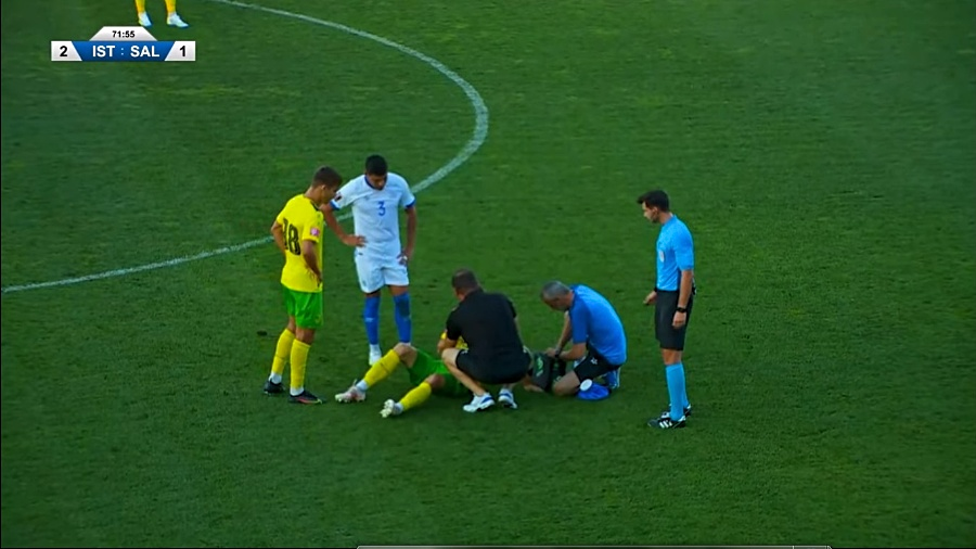 Live broadcast: La Selecta lost 2-1 with Croatian NK Istra 1961 in Pula