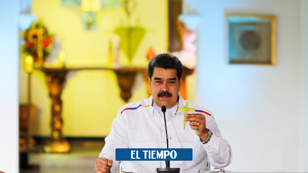 Maduro says Venezuelan gold is being stolen in England - Venezuela - internationally