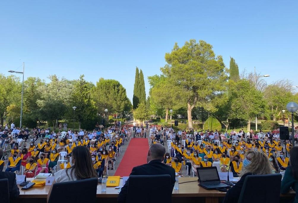 Medicine restores graduation ceremony 2020