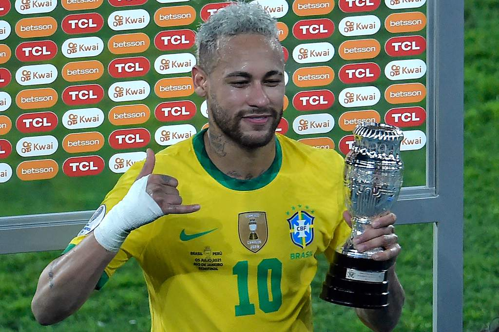 Neymar wants to face Messi in the 2021 Copa America final: I want Argentina - ten