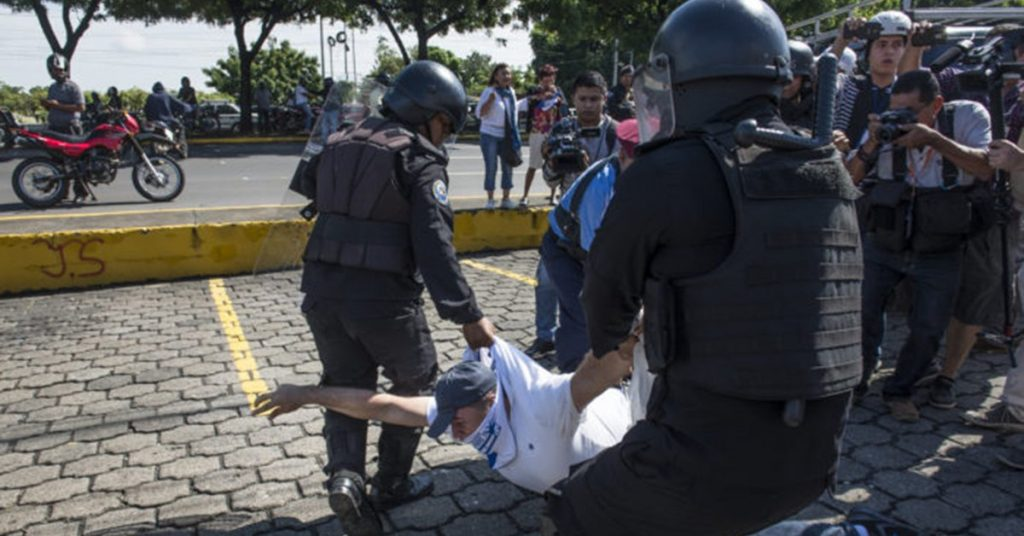 Nicaragua: The Ortega regime does not allow political prisoners to receive their lawyers or visits from relatives