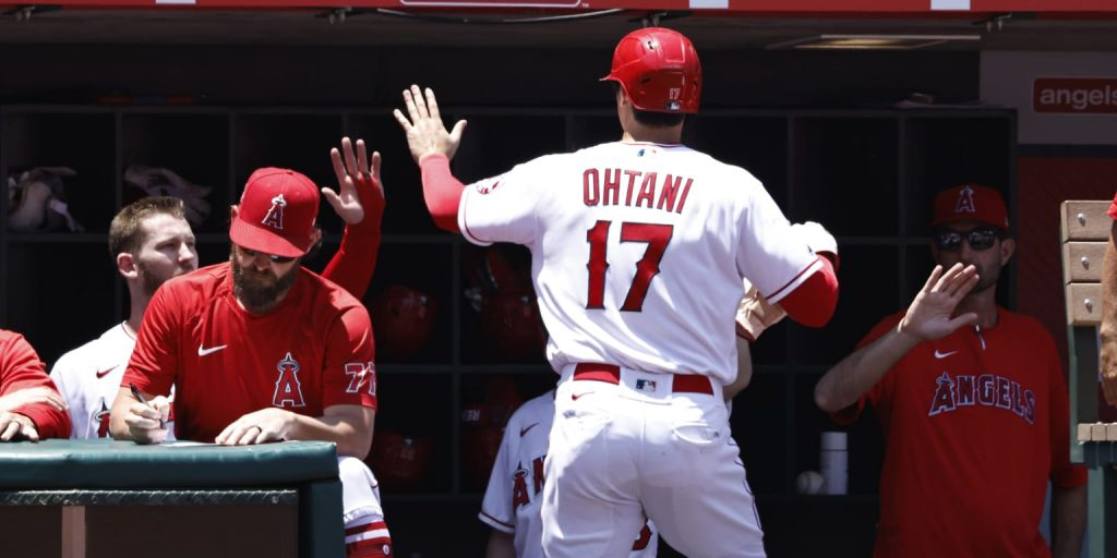 Ohtani outperforms Matsui in his 32nd home career