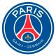 Shield / Flag of Paris Saint-Germain