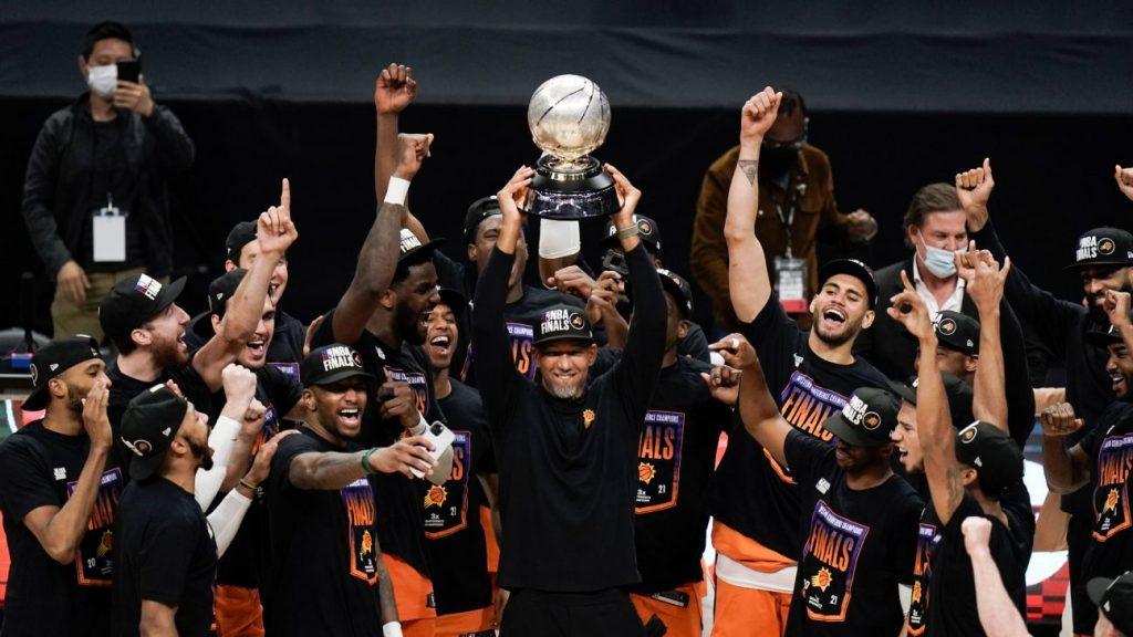 Phoenix Suns, Western Conference Champions