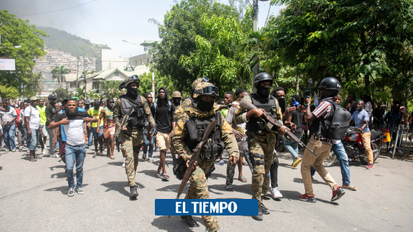 President of Haiti: Police from that country took part in the crimes - the intelligence unit