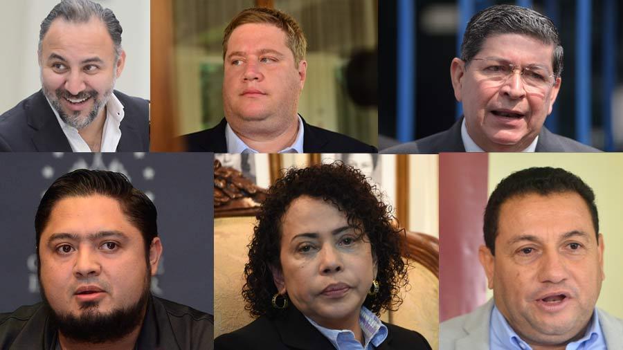 Prosecutors say the U.S. Engel list may be enough to investigate El Salvador