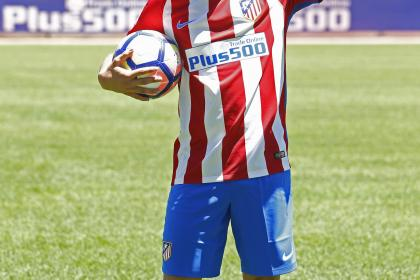 Rafael Santos Puri: Past at Atletico Madrid, present in Eintracht Frankfurt |  Colombians abroad