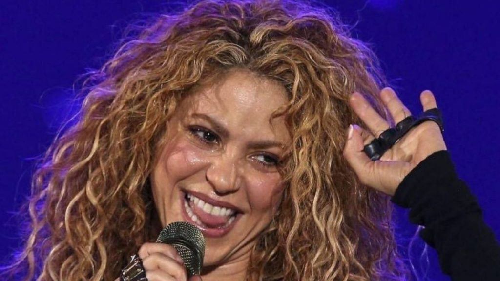 Shakira flaunted her adorable bikini figure and conquered her fans