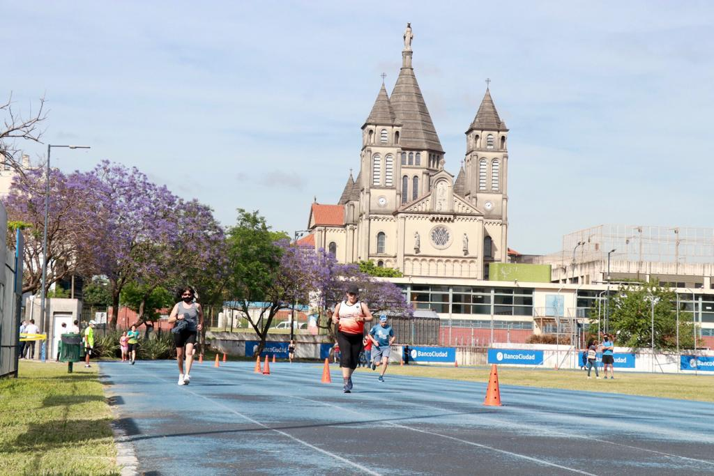 Sports Science: Day 8 of the year via Zoom |  news |  Buenos Aires City